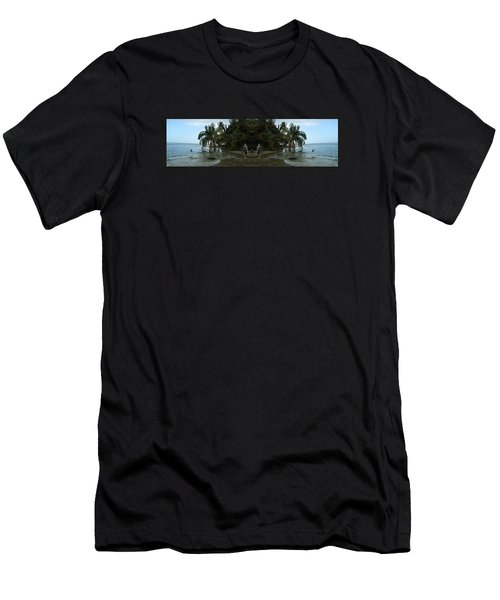The Amazing Beach Men's T-Shirt (Athletic Fit)