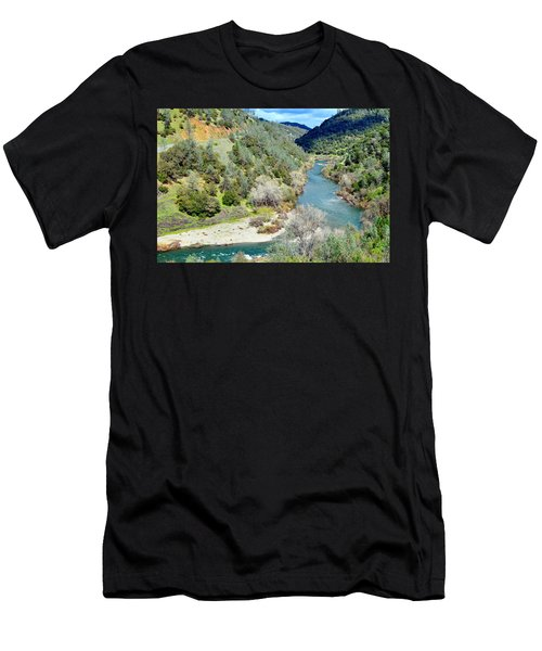 The American River Men's T-Shirt (Athletic Fit)