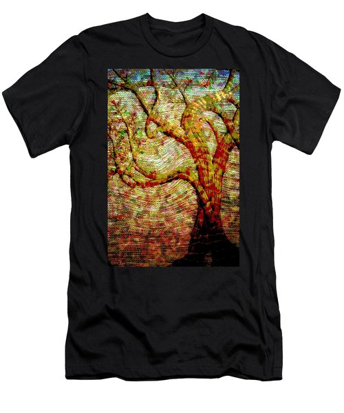 The Ancient Tree Of Wisdom Men's T-Shirt (Athletic Fit)