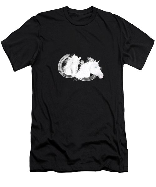 The Andalusians Men's T-Shirt (Athletic Fit)