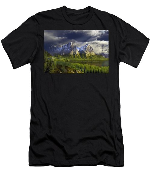The Anvils Of Thor Men's T-Shirt (Athletic Fit)