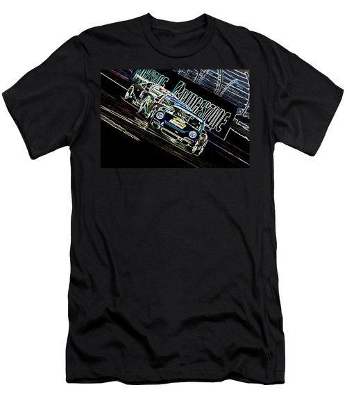 The Apex Men's T-Shirt (Athletic Fit)