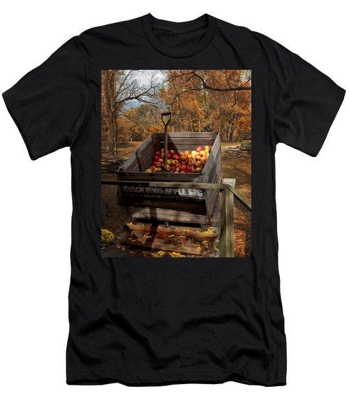 The Apple Bin Men's T-Shirt (Athletic Fit)