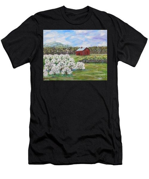 The Apple Farm Men's T-Shirt (Athletic Fit)