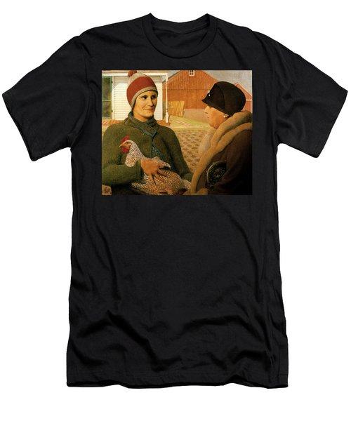 The Appraisal Men's T-Shirt (Athletic Fit)