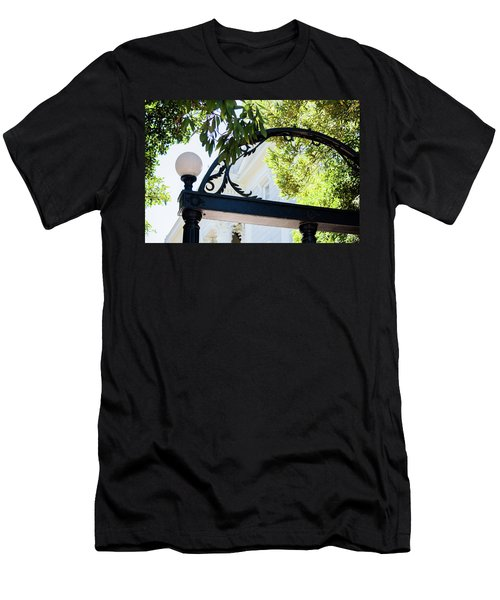 Men's T-Shirt (Slim Fit) featuring the photograph The Arch by Parker Cunningham