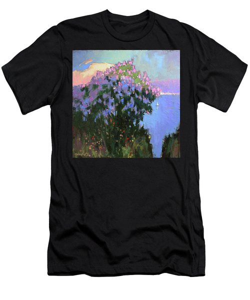 The Aroma Of Wandering Men's T-Shirt (Athletic Fit)