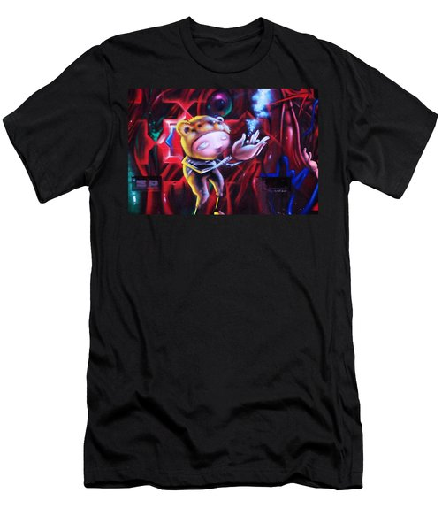 The Art Of Magic Men's T-Shirt (Athletic Fit)