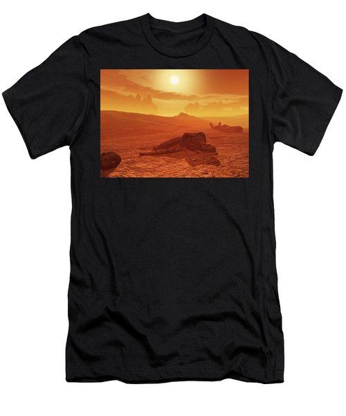 The Ash Vessels Men's T-Shirt (Athletic Fit)