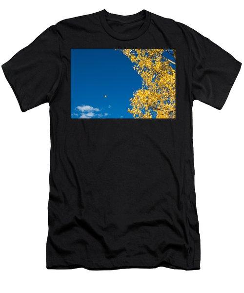 The Aspen Leaf Men's T-Shirt (Athletic Fit)