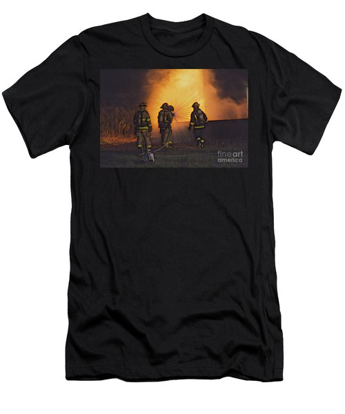 The Attack Men's T-Shirt (Athletic Fit)