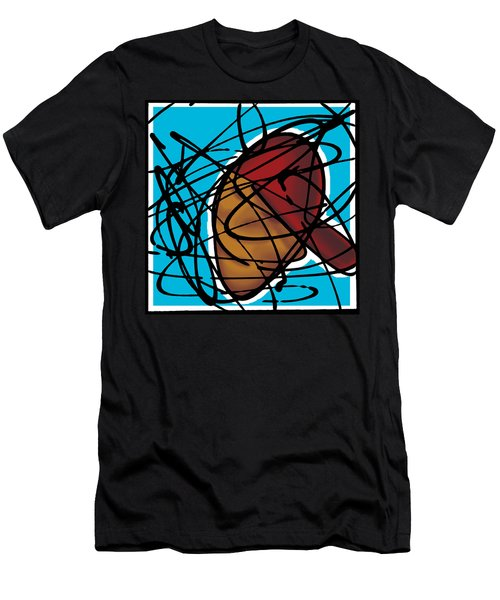 The B-boy As Icon Men's T-Shirt (Athletic Fit)
