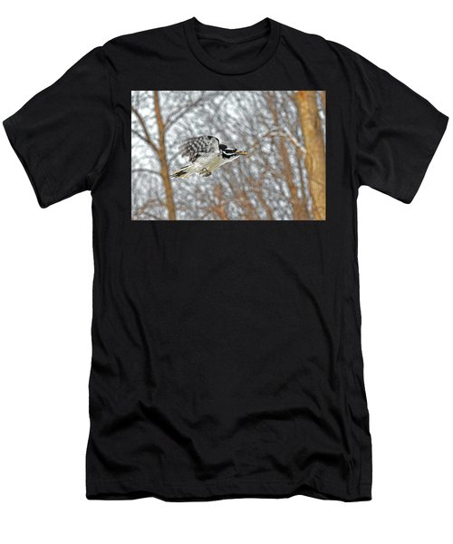 The Banded Seed Thief Men's T-Shirt (Athletic Fit)