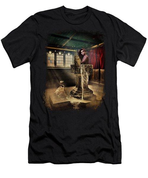 The Baptism Men's T-Shirt (Athletic Fit)