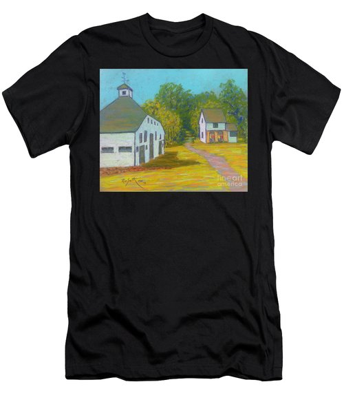 The Barn At Uniacke House  Men's T-Shirt (Athletic Fit)