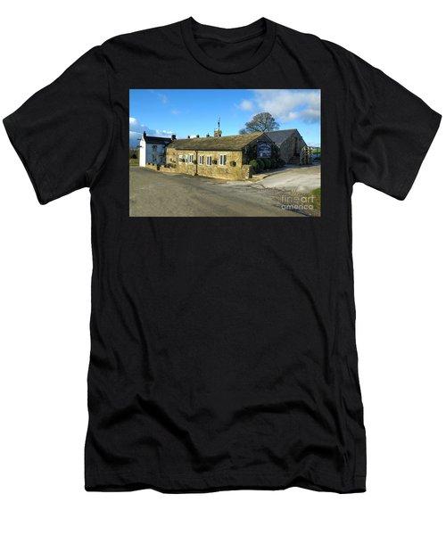 The Barrel Inn At Bretton Men's T-Shirt (Athletic Fit)
