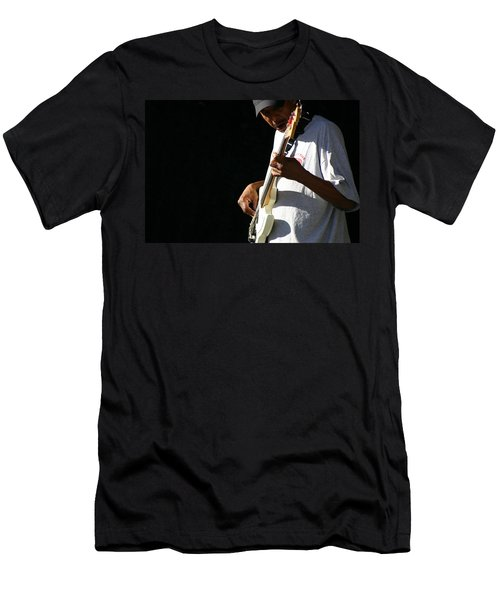 The Bassman Men's T-Shirt (Athletic Fit)