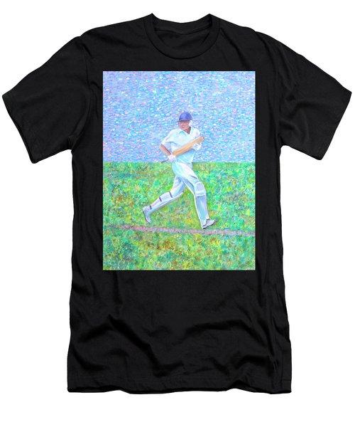 The Batsman Men's T-Shirt (Athletic Fit)