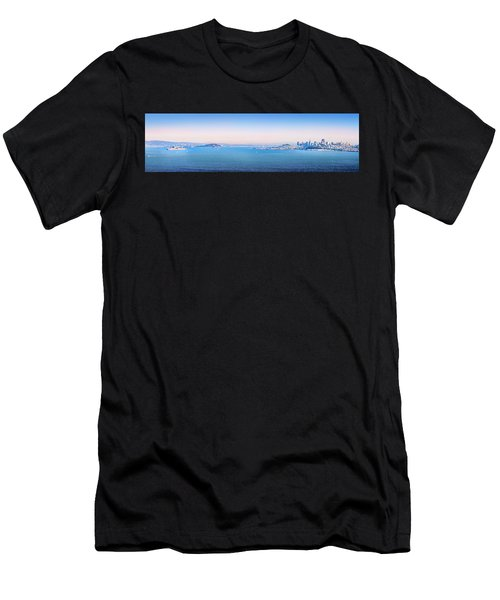 The Bay Men's T-Shirt (Athletic Fit)