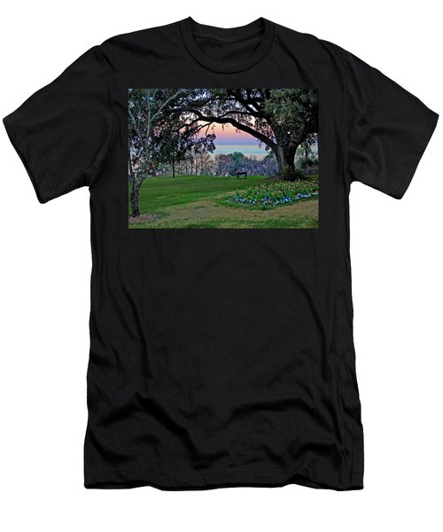 The Bay View Bench Men's T-Shirt (Athletic Fit)