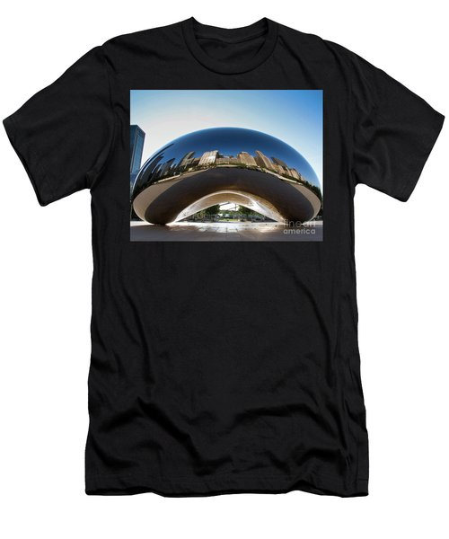 The Bean's Early Morning Reflections Men's T-Shirt (Athletic Fit)