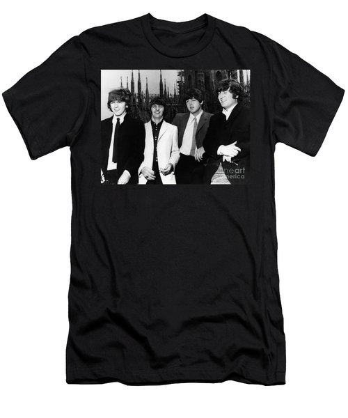 The Beatles, 1960s Men's T-Shirt (Slim Fit) by Granger