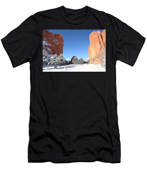 The Beautiful Gate Men's T-Shirt (Athletic Fit)