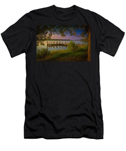 The Beautiful Patuxent Men's T-Shirt (Athletic Fit)
