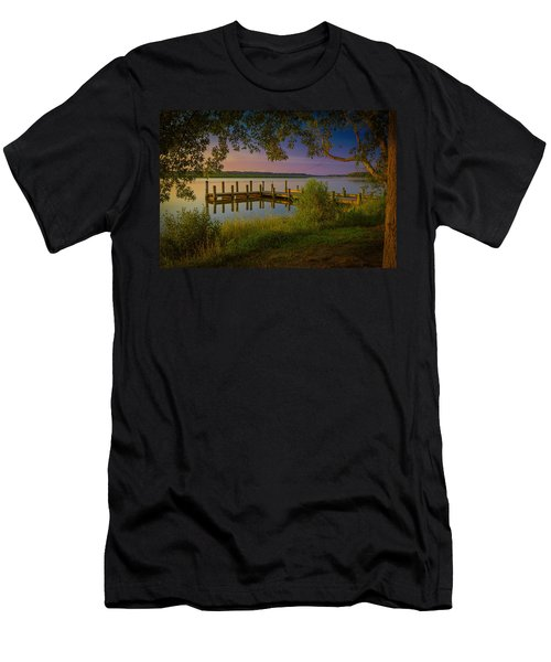 The Beautiful Patuxent Men's T-Shirt (Athletic Fit)
