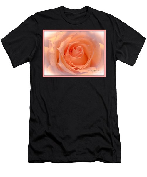 The  Beauty Of A Rose  Copyright Mary Lee Parker 17,  Men's T-Shirt (Athletic Fit)