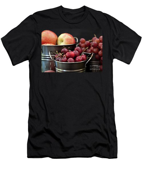 The Beauty Of Fresh Fruit Men's T-Shirt (Athletic Fit)