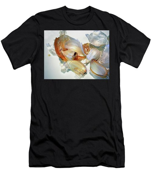The Beauty Of Garlic Men's T-Shirt (Athletic Fit)