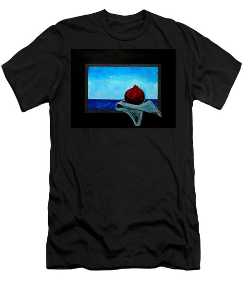 The Beauty Of Simplicity Men's T-Shirt (Athletic Fit)