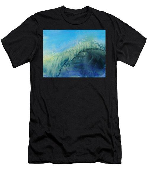 The Big Curl Men's T-Shirt (Athletic Fit)