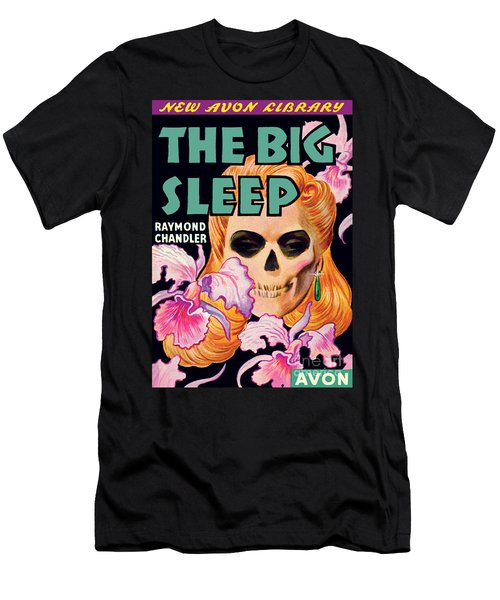 The Big Sleep Men's T-Shirt (Athletic Fit)