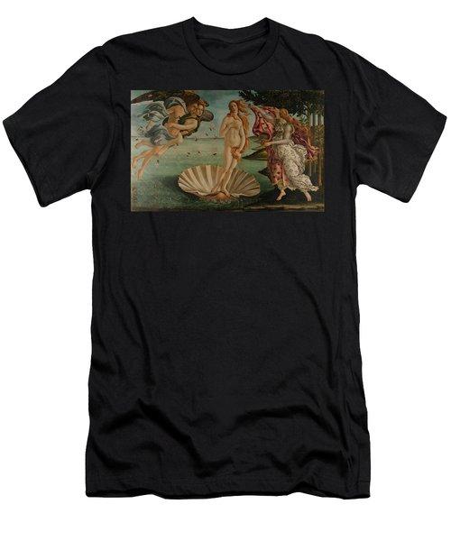 The Birth Of Venus, Original Men's T-Shirt (Athletic Fit)