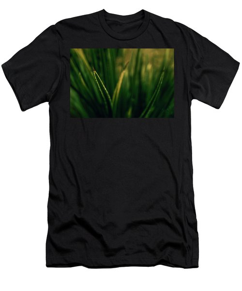 Men's T-Shirt (Athletic Fit) featuring the photograph The Blade by Gene Garnace
