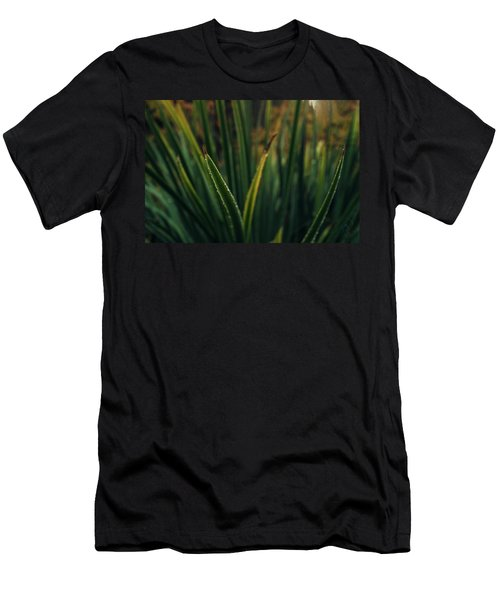 Men's T-Shirt (Athletic Fit) featuring the photograph The Blade II by Gene Garnace