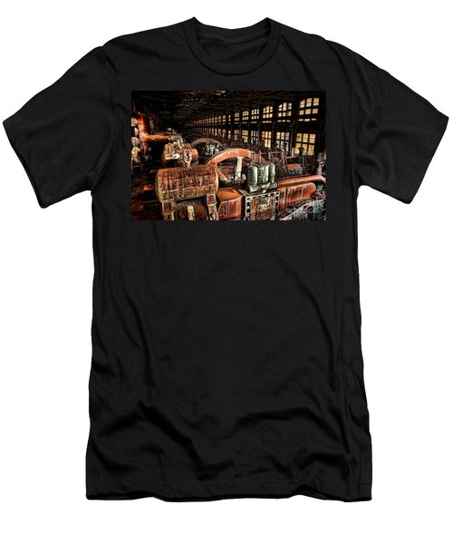 The Blower House Men's T-Shirt (Athletic Fit)