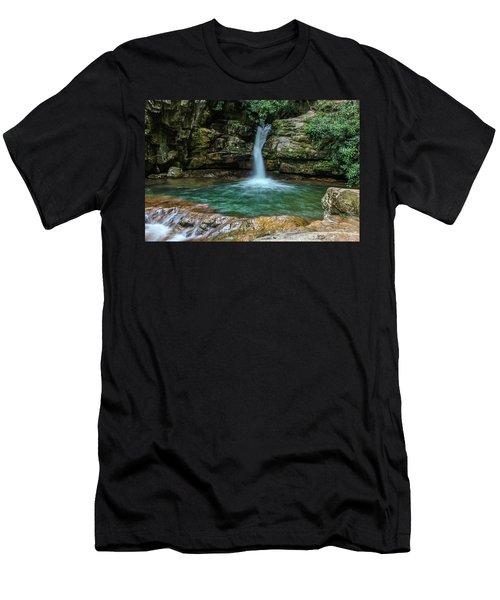 The Blue Hole Men's T-Shirt (Athletic Fit)