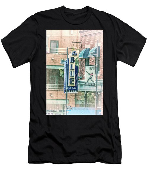 The Blue Room Men's T-Shirt (Athletic Fit)