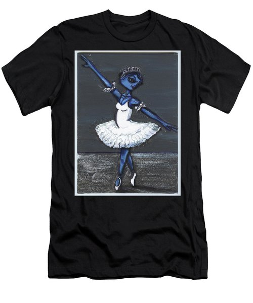 The Blue Swan Men's T-Shirt (Athletic Fit)