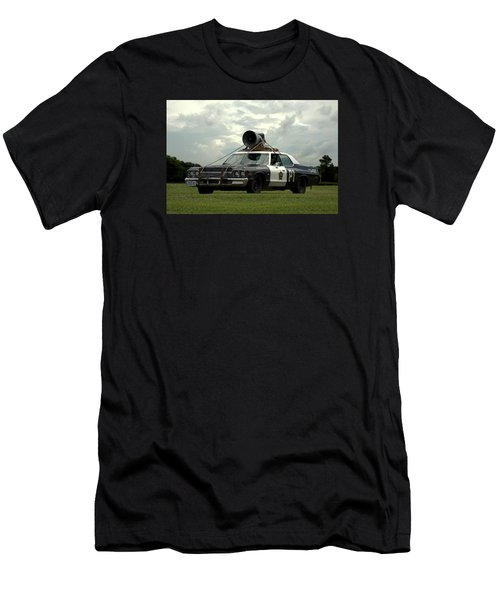The Bluesmobile Men's T-Shirt (Athletic Fit)