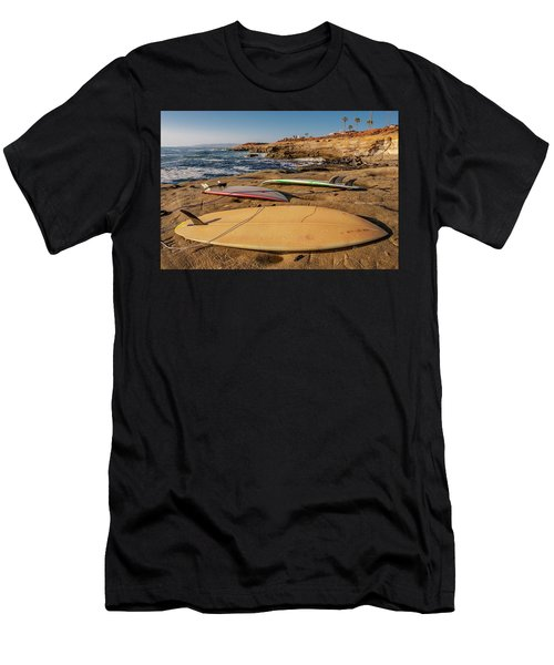 The Boards Men's T-Shirt (Athletic Fit)