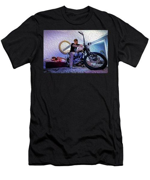The Boss- Men's T-Shirt (Athletic Fit)