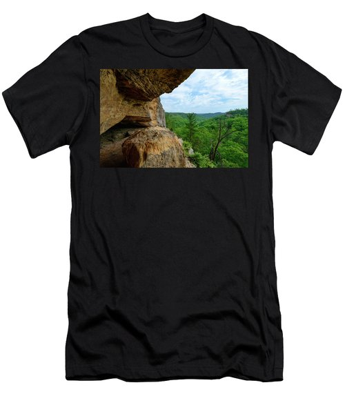 The Boulders Edge Men's T-Shirt (Athletic Fit)