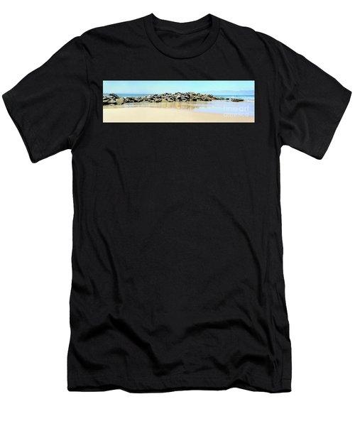 The Breakwater Men's T-Shirt (Athletic Fit)