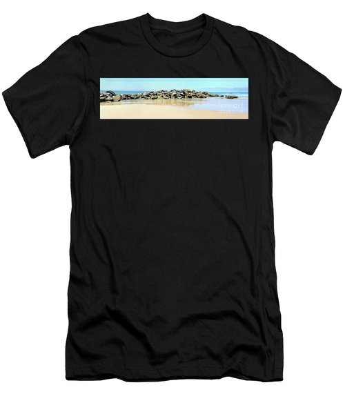 The Breakwater Men's T-Shirt (Athletic Fit)