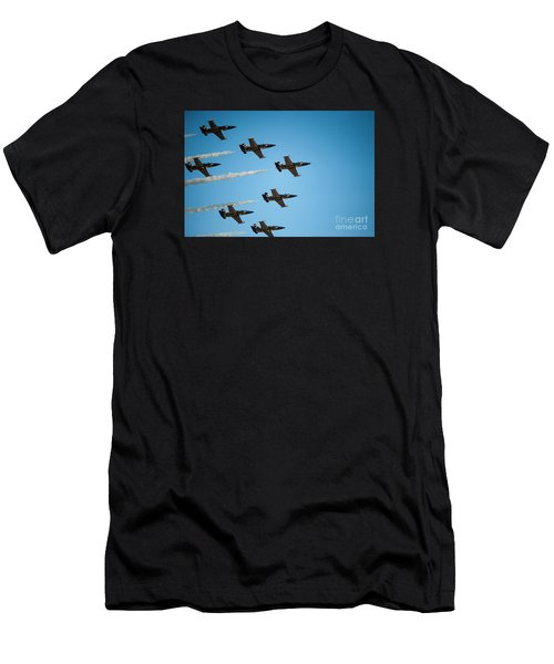 The Breitling Jet Team Men's T-Shirt (Athletic Fit)