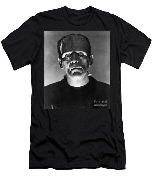 The Bride Of Frankenstein Men's T-Shirt (Athletic Fit)